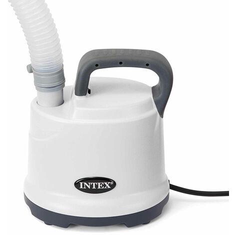 Pompe d'évacuation Intex 28606 pour Piscine Tuyaux inclus