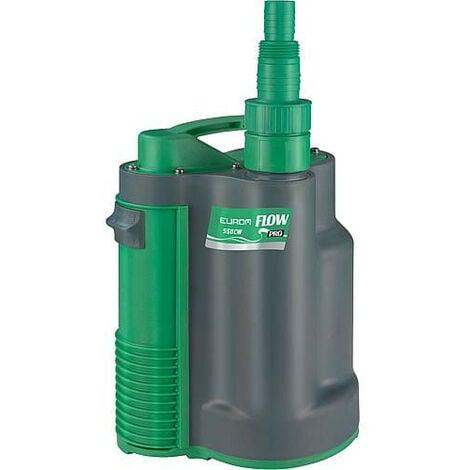 Pompe d'immersion Flow Pro 550 avec flotteur integre
