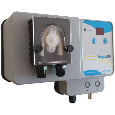 Pompe doseuse automatique de pH pour piscine gamme So'Tech de ByPiscine