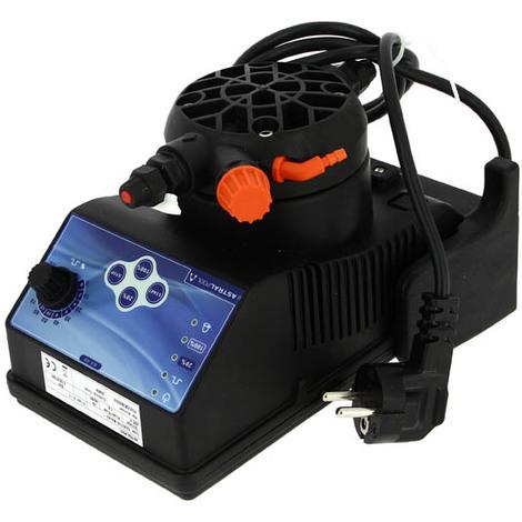 Pompe doseuse électronique débit réglable manuellement 5l/h