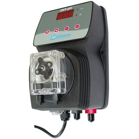 pompe pour réguler pH