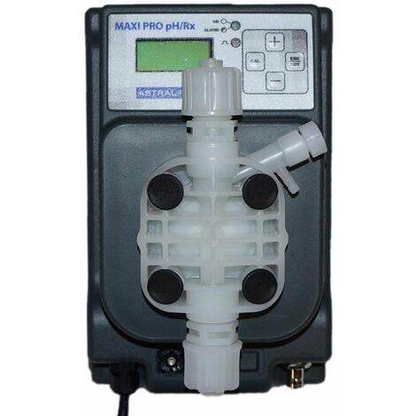Pompe doseuse PH Astral, maxi pro 5 l/h pour bassin 150 m3 maxi.