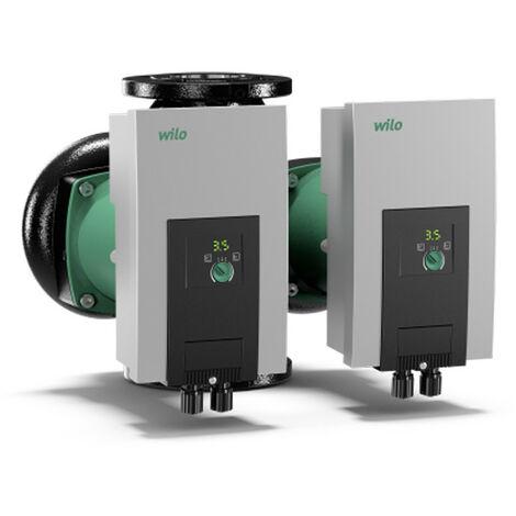 Pompe double de circulation double Wilo YONOS MAXO-D 40/0,5-12 à rotor noyé 2120665