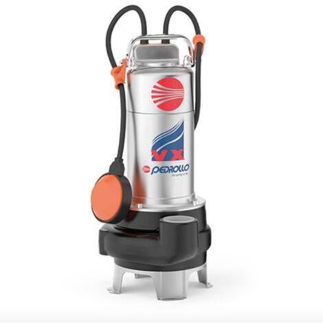 Pompe eau chargée - 0.75Kw - 220V - Bi-canal