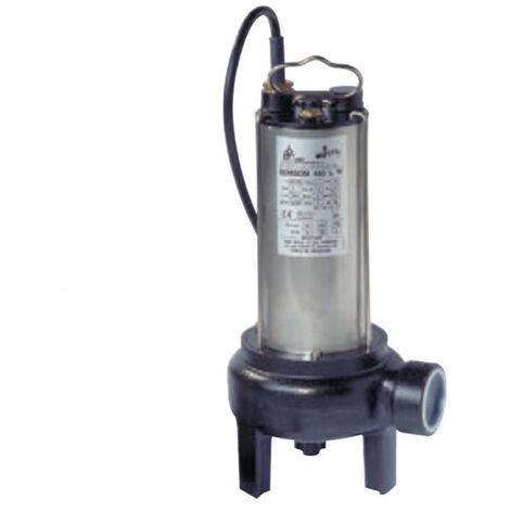 Pompe eau chargée DAB SEMISOM290M 0,55 kW de 1,8 à 12 m3/h monophasé 220V