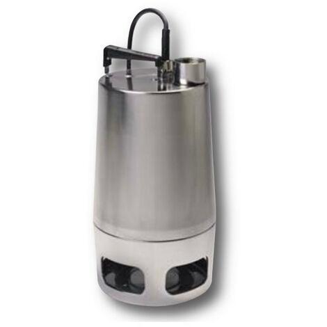 Pompe eau chargée Grundfos UNILIFTAP505008T 1,2 kW jusqu'à 28 m3/h triphasé 380V