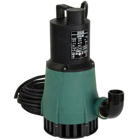 Pompe eau claire DAB NOVA600T 0,55 kW jusqu'à 15 m3/h triphasé 380V