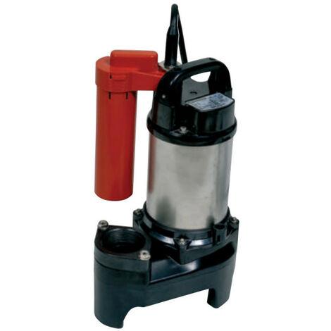 Pompe eau usée DAB POMA 0,15 kW jusqu'à 12,5 m3/h monophasé 220V