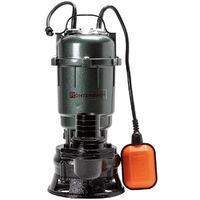 Pompe eaux chargées Röhtenbach HUNTER2850, 550W, 230V avec broyeur et tuyau 30m