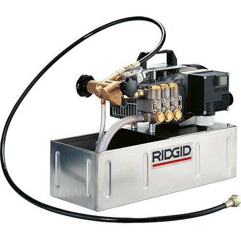 Pompe electr. 1460-E recipient inox, pression max. 25 bar, 230V, 1580W