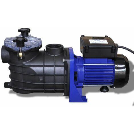 Pompe électrique de piscine 500 W Bleu 42 x 19 x 22 cm