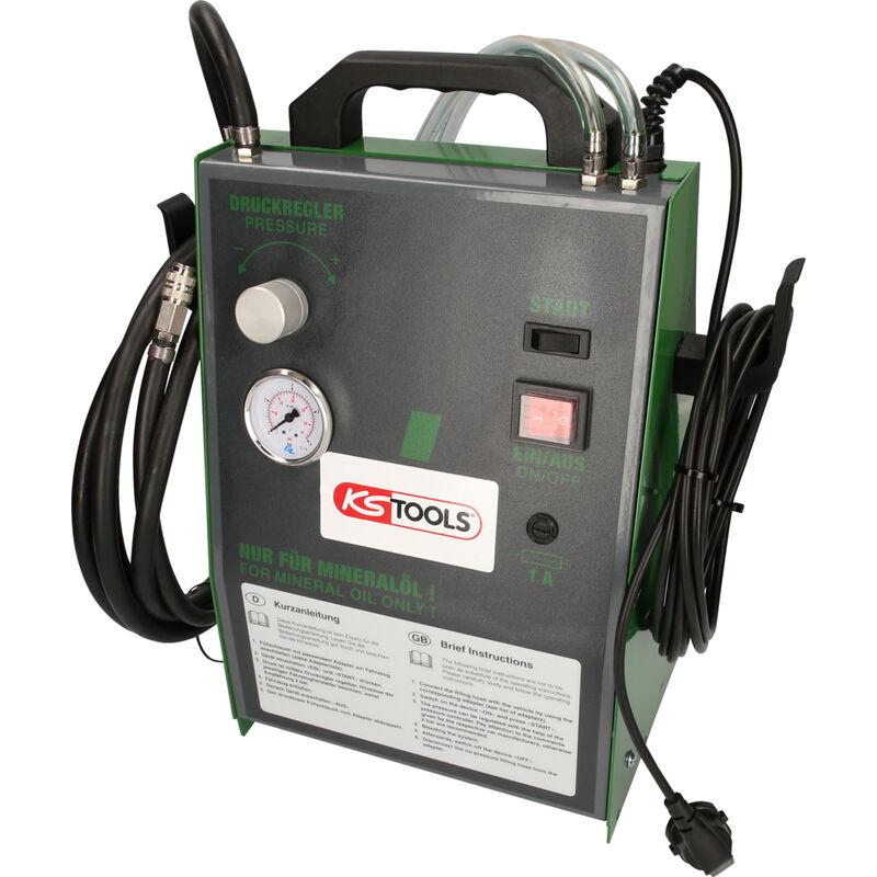 Kstools - Pompe électrique de remplissage et purge