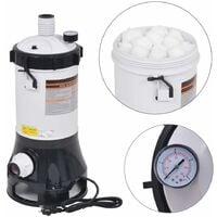 Pompe filtrante de piscine Intex Bestway 185 W 4,4 m³/h