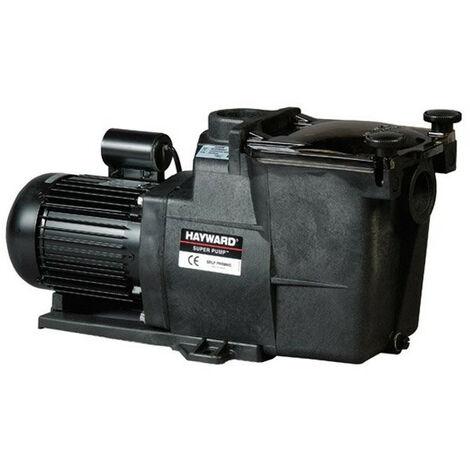 Pompe filtration piscine Hayward Super Pump mono 1,5 cv 18 m3/h 2