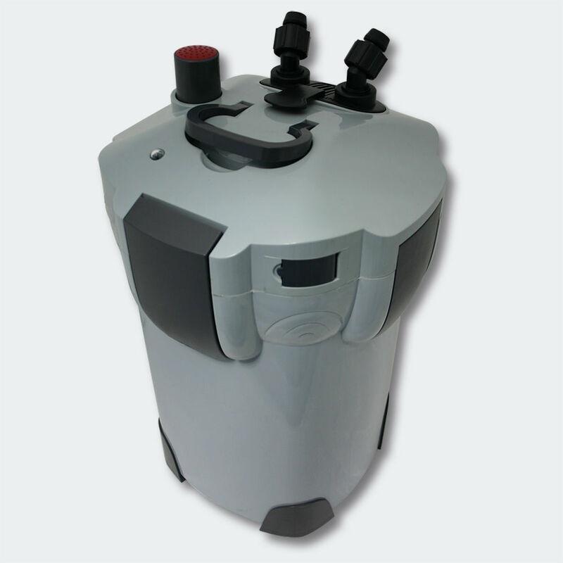 Pompe filtre aquarium bio extérieur 1 000 litres par heure 9 Watts CUV