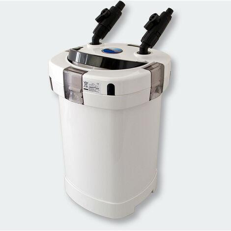 Pompe filtre aquarium bio extérieur 1 000 litres par heure
