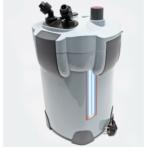 Pompe filtre aquarium bio extérieur 1 400 litres par heure 9W