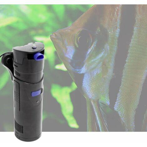 Pompe filtre intérieur 700 l/h avec UV 9W pour aquariums