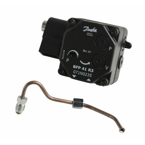 Pompe fioul bfp 41 r3+tube - DE DIETRICH : 97955484