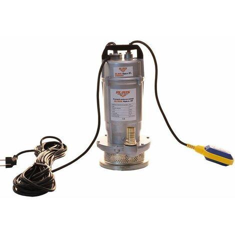Pompe flotteur intégré 550W débit 3,6 m3/h décharge 25m Ruris Aqua 11 - Gris