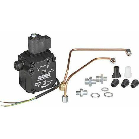 Pompe fuel ALE 35 C avec accouplement et tube pression Giersch 47-90-22503