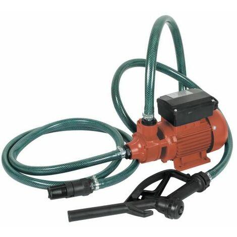 Pompe Gasoil Electrique 0,5Hp