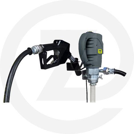 Pompe hybride électrique