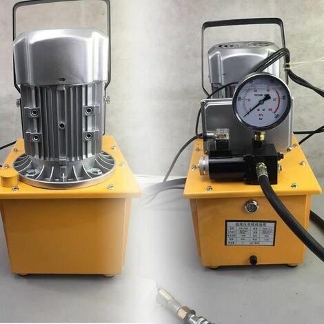 """main image of """"Pompe Hydraulique Electrique 10K + PSI 110V Pompe Hydraulique à Haute Pression Electrique"""""""