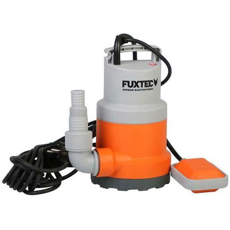 Pompe immergée 250 W FUXTEC FX-TP1250 - 6000 litres par heure