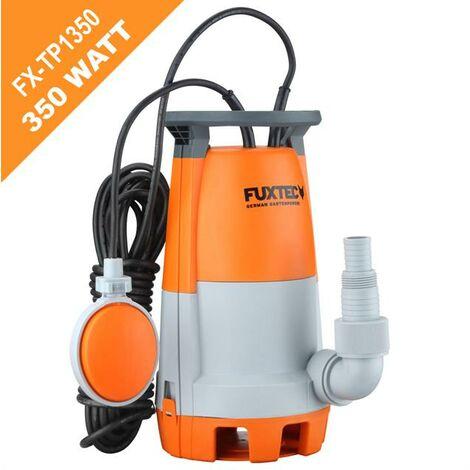 Pompe immergée 350W FUXTEC FX-TP1350 - 7500 litres par heure