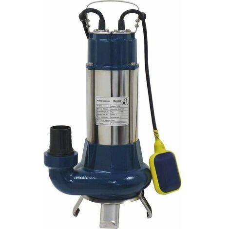 Pompe immergée automatique 1100W Drakkar