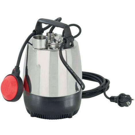 Pompe immergée Calpeda MP401 0,25 kW inox jusqu'à 7,2 m3/h triphasé 380V