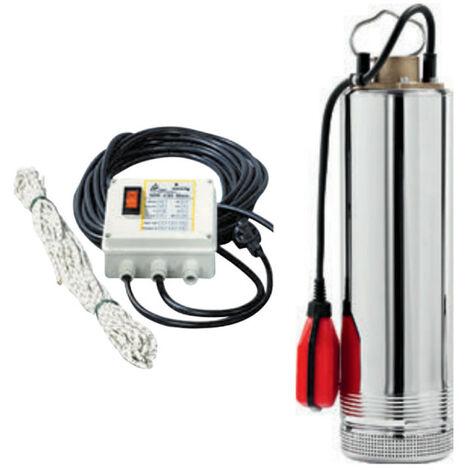 Pompe immergée DAB SRM4100AUT 0,65 kW aspiration par le bas jusqu'à 6 m3/h monophasé 220V