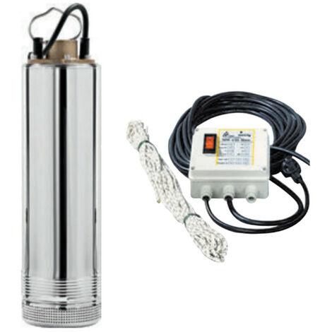 Pompe immergée DAB SRM4100MONO 0,65 kW aspiration par le bas jusqu'à 6 m3/h monophasé 220V