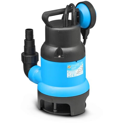 Pompe immergée eaux chargées 400W - Ekko Pumps