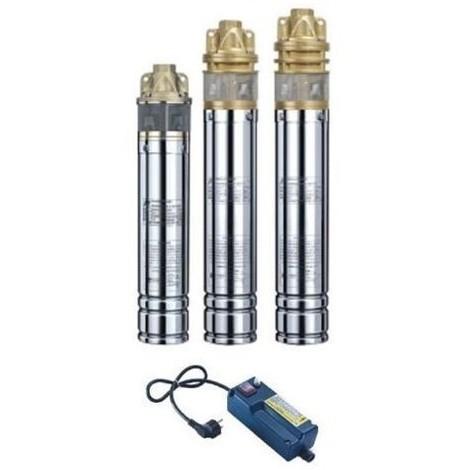 Pompe immergée pour puits SKM 200 230 V - câble 25m