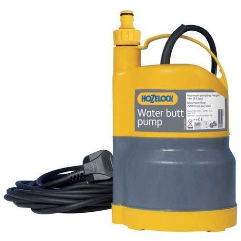 Pompe immergée pour récupérateur d'eau de pluie Hozelock
