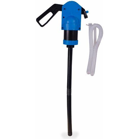 Pompe manuelle adblue, amoniaque et engrais liquides MW-Tools POM20