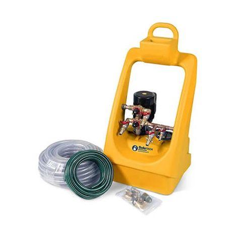 Pompe mobile SoluTECH EasyFlow - Désembouage - 4m3/h
