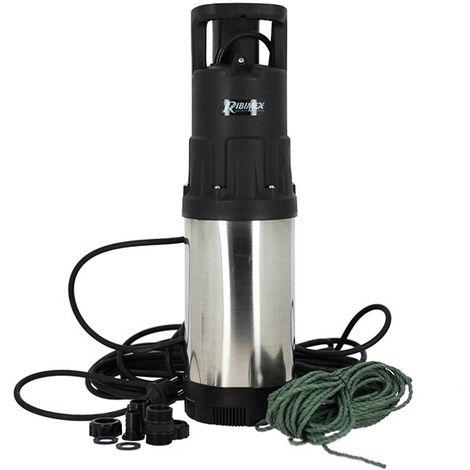 Pompe multicellulaire immergée 1200 W AUT de Ribiland - Pompage puits