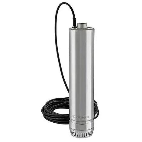 Pompe O125 pour puits traditionnel 1,2ch triphasée SC209