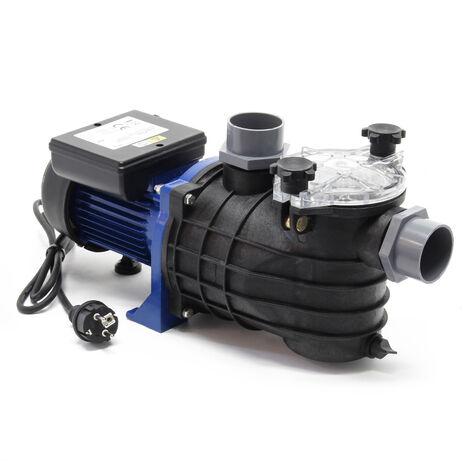 Pompe piscine 10800l/h 180 watts Pompe filtration Circulation Filtre Eau Pool Whirlpool Jardin