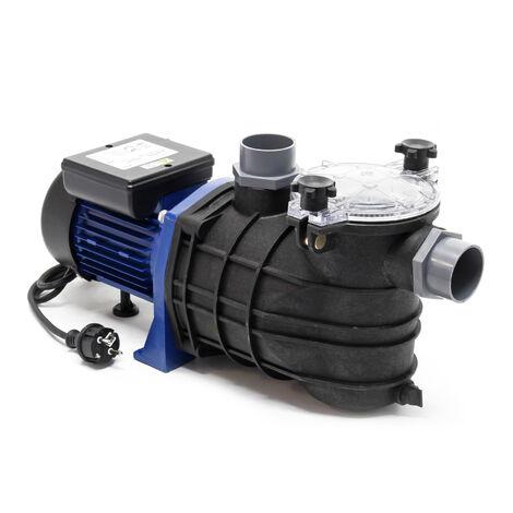 Pompe piscine 13800l/h 550 watts Pompe filtration Circulation Filtre Eau Pool Whirlpool Jardin