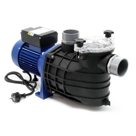 Pompe piscine 22500l/h 1500 watts Pompe filtration Circulation Filtre Eau Pool Whirlpool Jardin