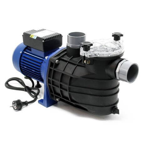 Pompe piscine 26400l/h 2200 watts Pompe filtration Circulation Filtre Eau Pool Whirlpool Jardin