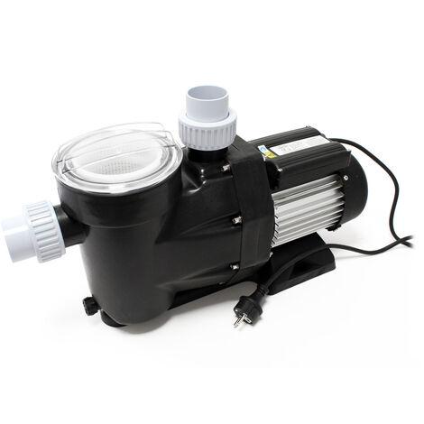 Pompe piscine 28800l/h 1300 watts Pompe filtration Circulation Eau Pool Whirlpool Jardin