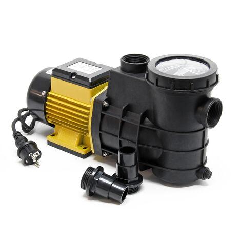 Pompe piscine 8000l/h 380 watts Pompe filtration Circulation Eau Pool Whirlpool Jardin