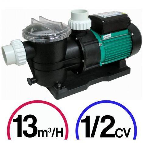 Pompe piscine GW50 - 0,50CV - 13M³/H