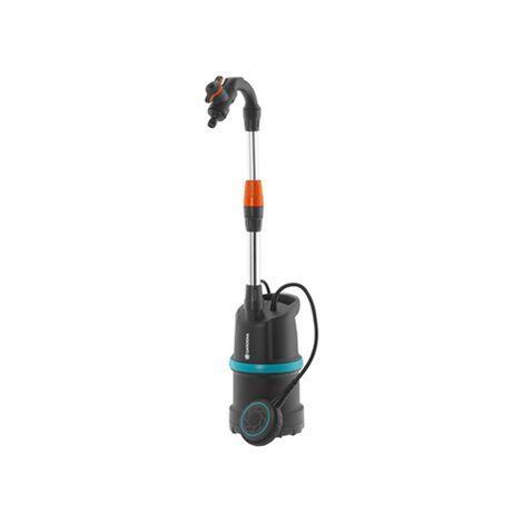 Pompe pour collecteur d'eau de pluie 4000/1 de Gardena - Pompe récupération eau de pluie