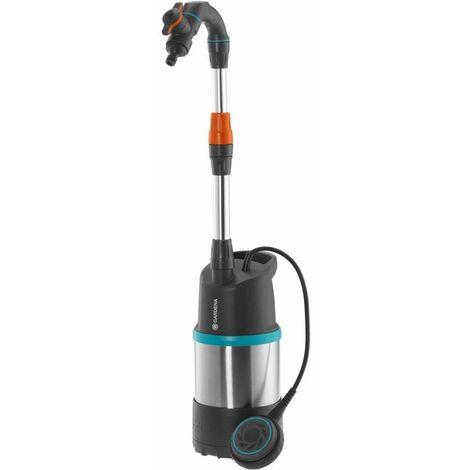 Pompe pour collecteur d'eau de pluie 4700/2 - inox